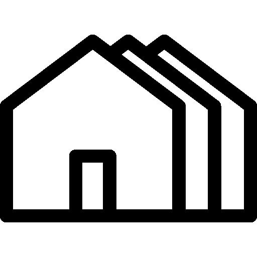 Houses  free icon