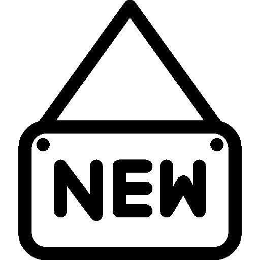 New  free icon