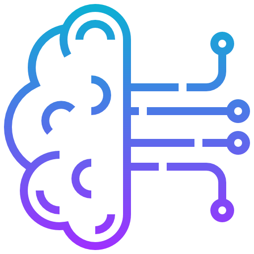inteligência artificial  grátis ícone
