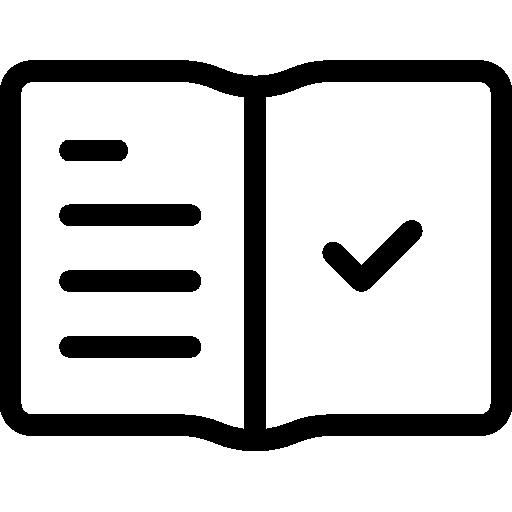 offenes buch  kostenlos Icon
