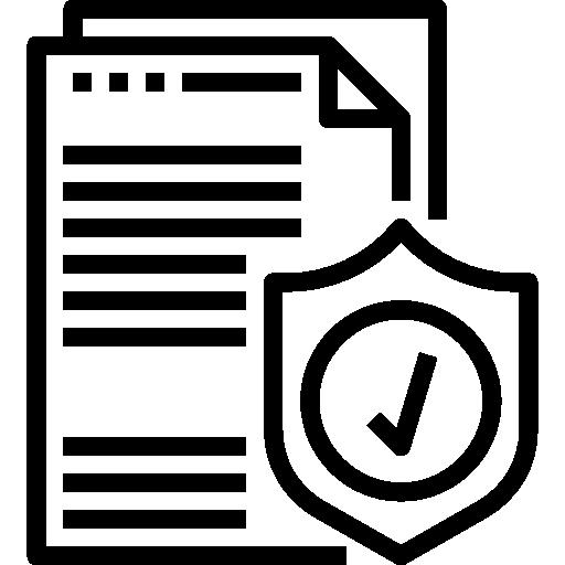documento  icono gratis