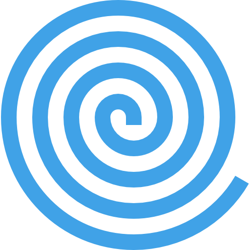 Spiral  free icon