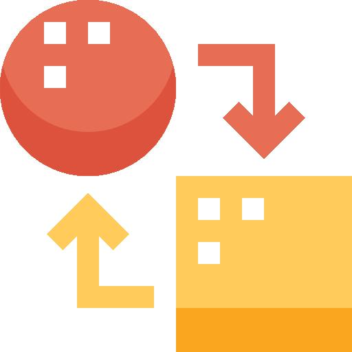 Transformation  free icon