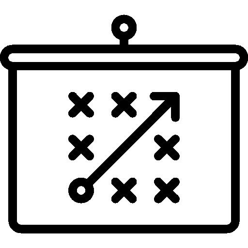 Tactics  free icon