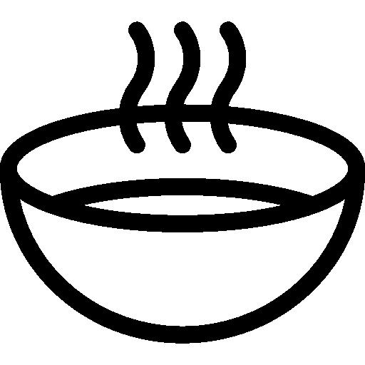 Bowl  free icon