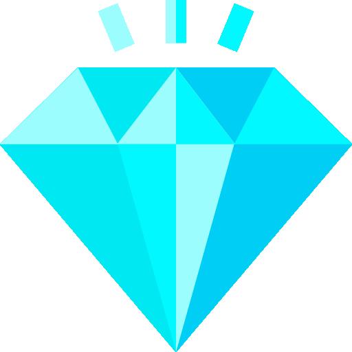 diamante  icono gratis