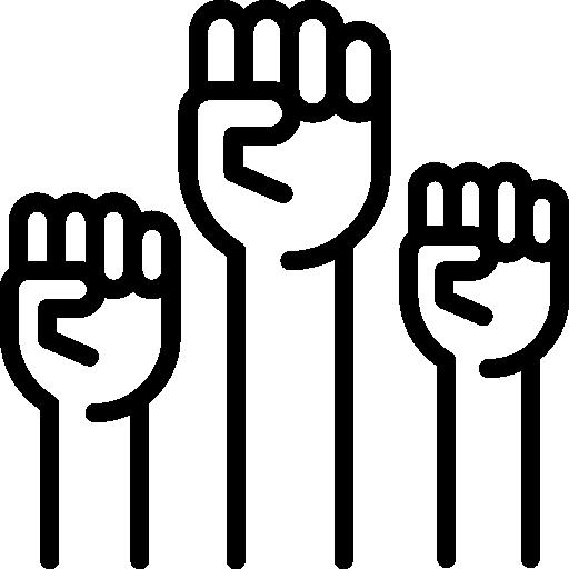 Кулаки  бесплатно иконка