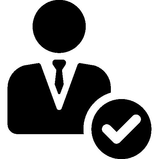 Управляющий делами  бесплатно иконка