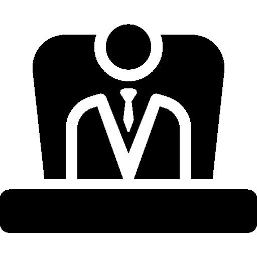 jefe  icono gratis