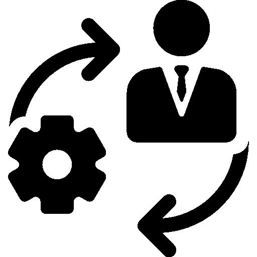 la gestion  Icône gratuit