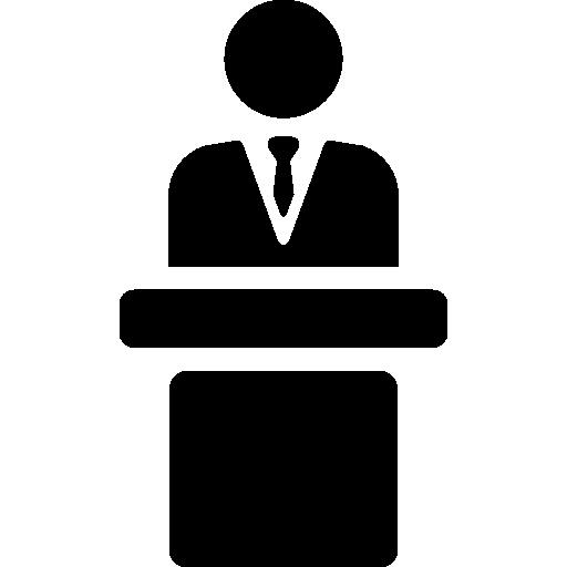habla  icono gratis