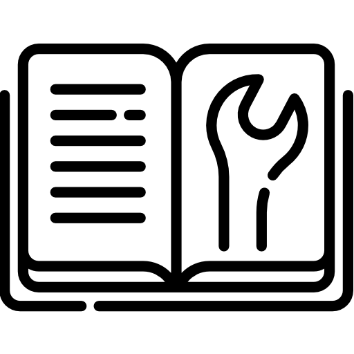 Manual  free icon