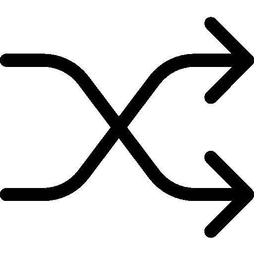 Random  free icon