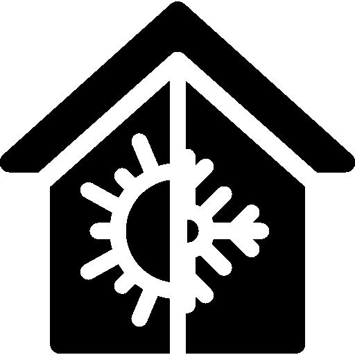 Smart home  free icon
