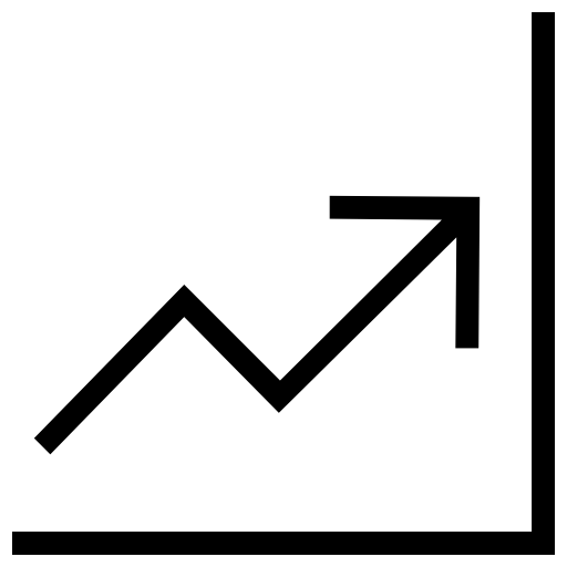Stats  free icon