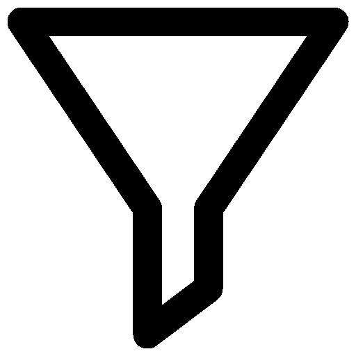 Воронка  бесплатно иконка