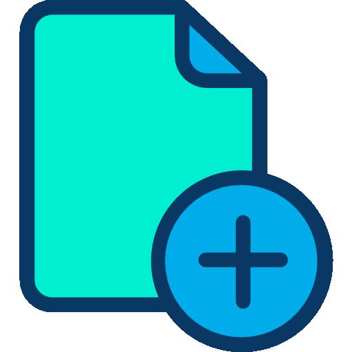Add file  free icon