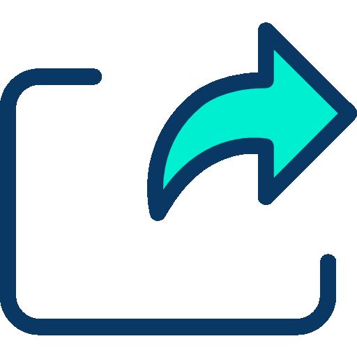 Share  free icon