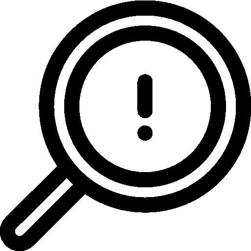Problem  free icon
