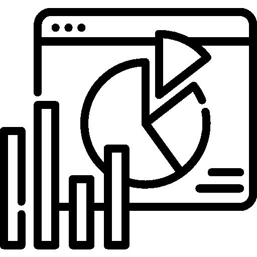 Stadistics  free icon