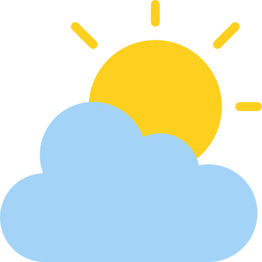 Cloudy  free icon