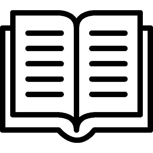 Open book  free icon