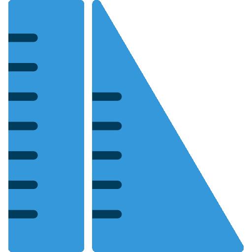 geometria  grátis ícone