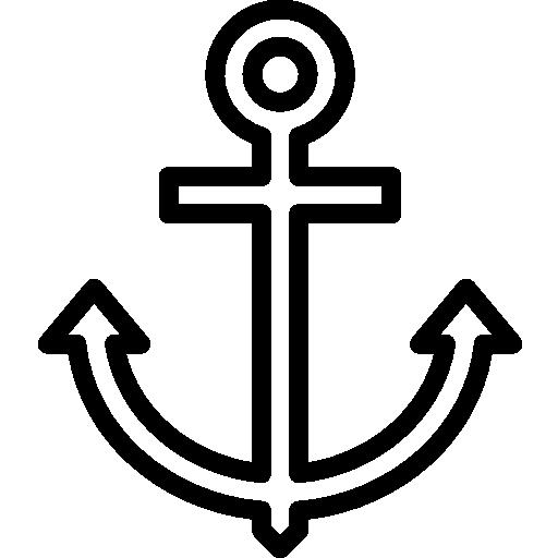 Anchor  free icon