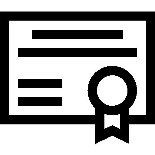 Diploma  free icon