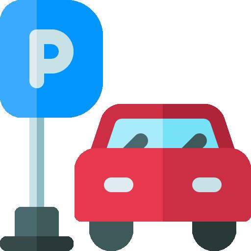 Parking  free icon