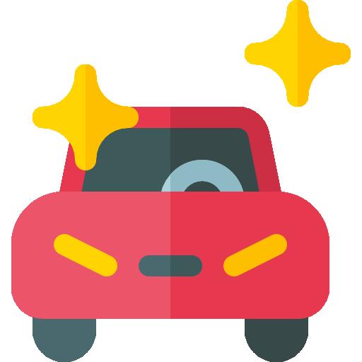 sauberes auto  kostenlos Icon