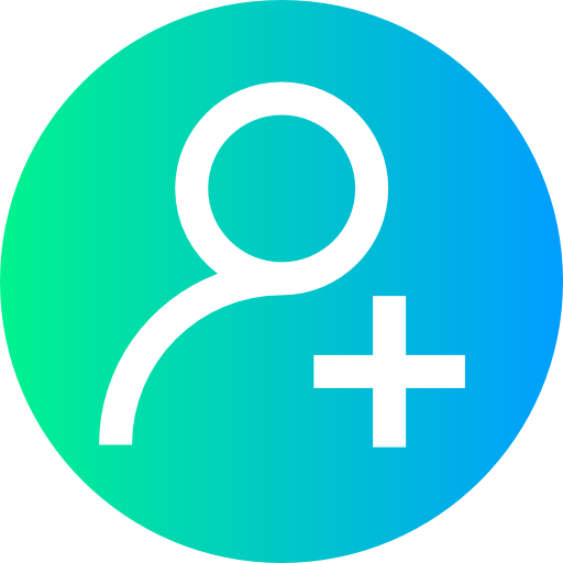 Add user  free icon