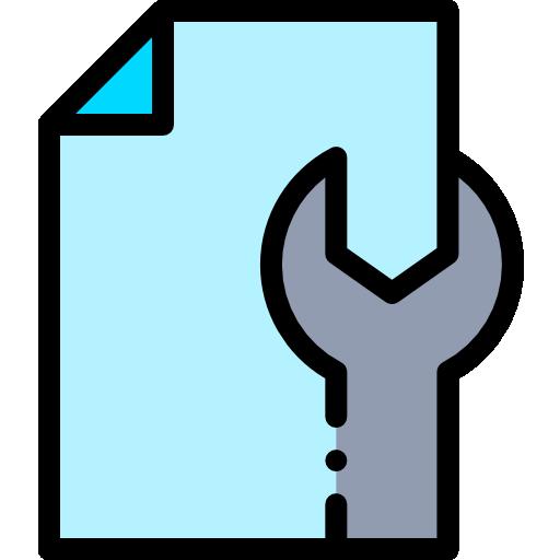 werkzeuge bearbeiten  kostenlos Icon