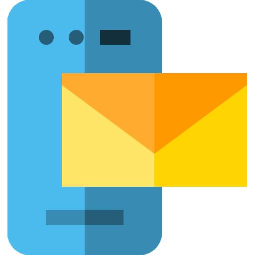 전화 메시지  무료 아이콘