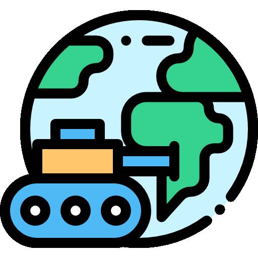 guerra mundial  grátis ícone