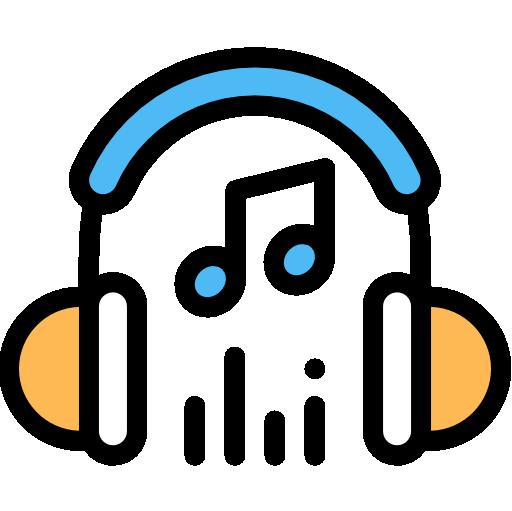 la musique  Icône gratuit