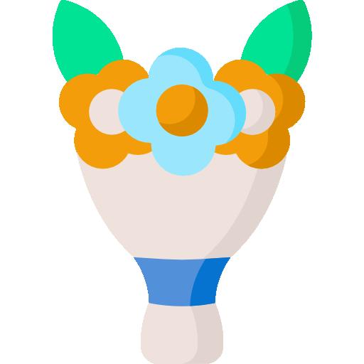 꽃다발  무료 아이콘