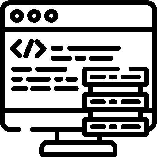 datos  icono gratis