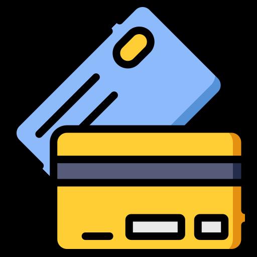 Credit  free icon