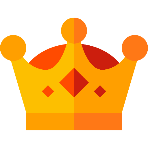 coronas  icono gratis