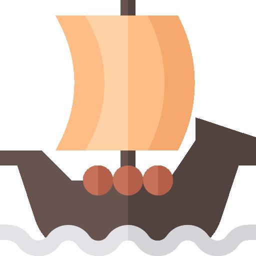 Barque  free icon