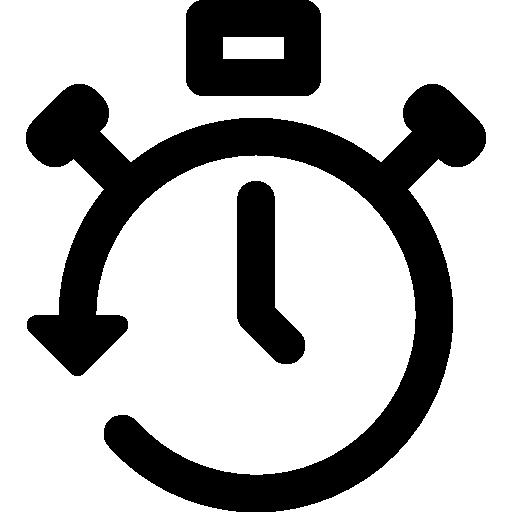 minuteur  Icône gratuit