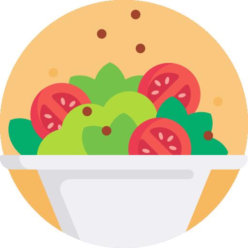 ensalada  icono gratis