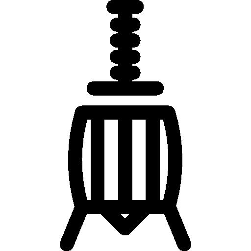 pressoir  Icône gratuit