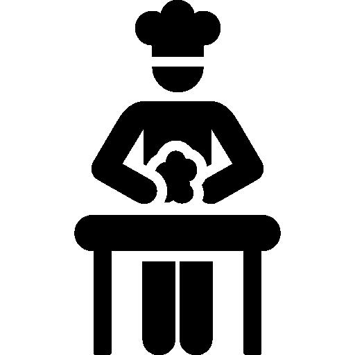 Повар  бесплатно иконка