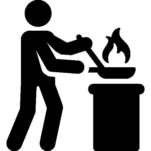 Готовка  бесплатно иконка