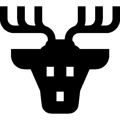 Reindeer  free icon