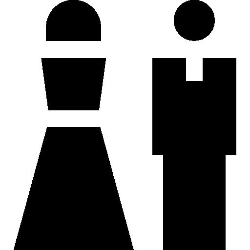 Wedding  free icon