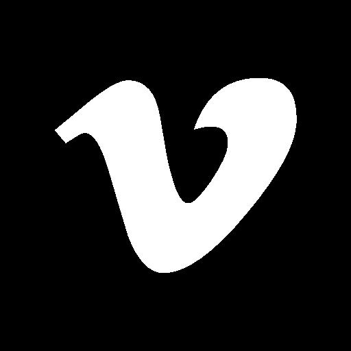 Vimeo  free icon