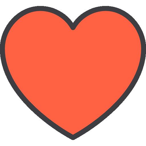 심장  무료 아이콘